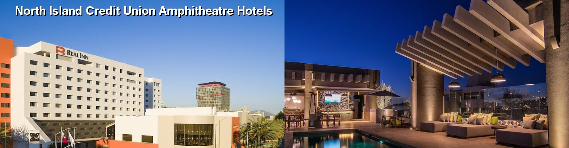 3 Best Hotels near Cricket Wireless Amphitheatre