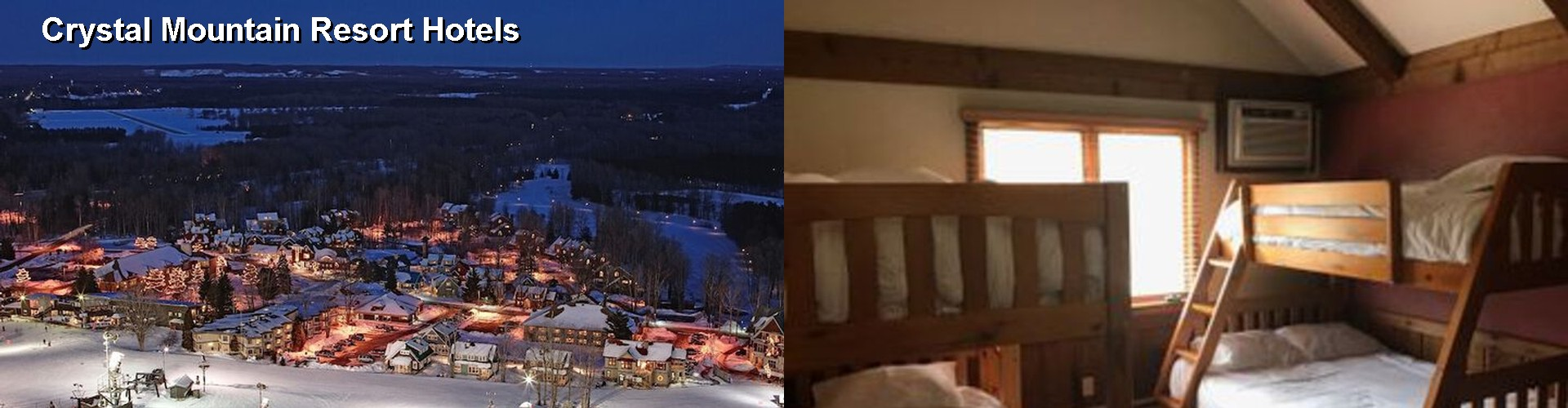 5 Best Hotels near Crystal Mountain Resort