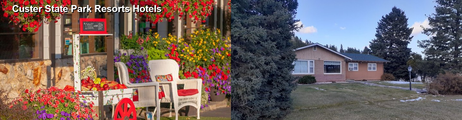 5 Best Hotels Near Custer State Park Resorts