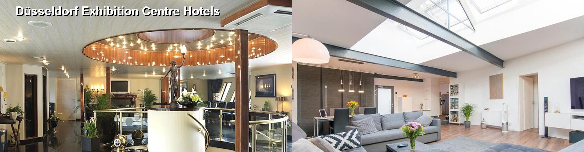 Hotels Near D 252 Sseldorf Exhibition Centre