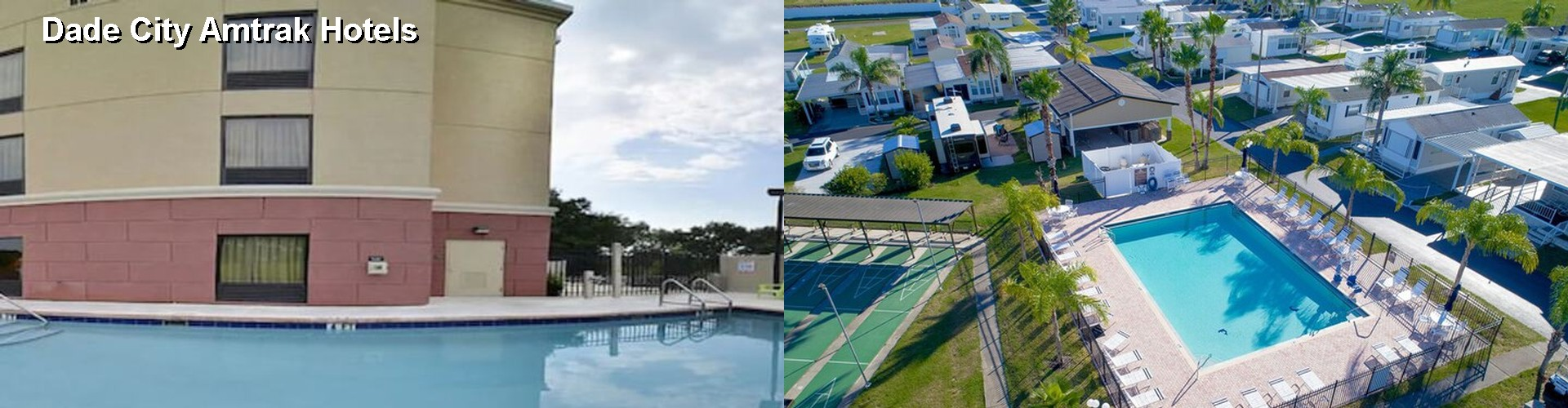 5 Best Hotels near Dade City Amtrak