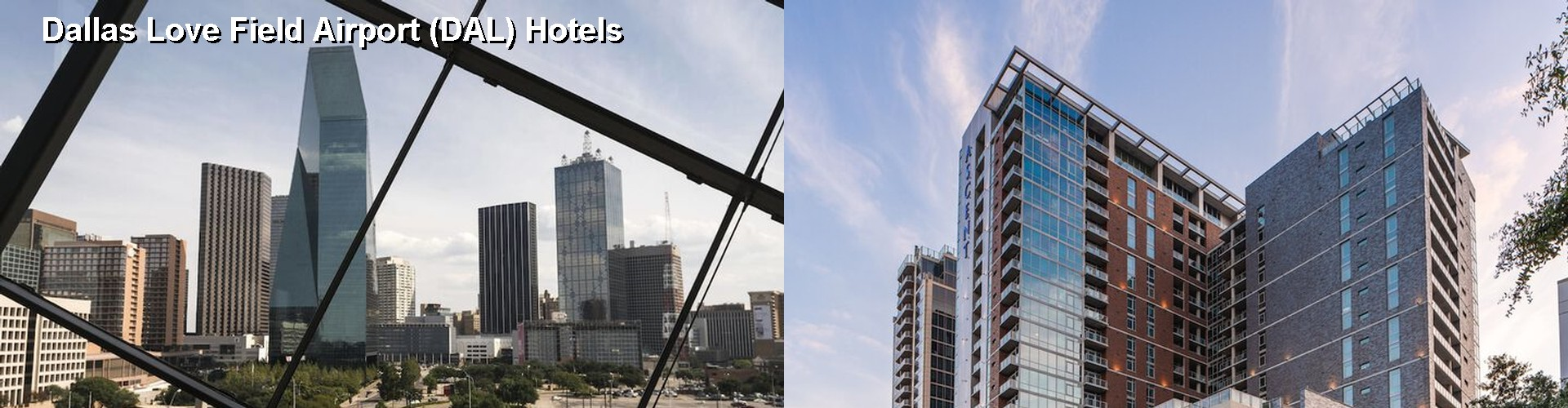 Hotels Near Dallas Love Airport