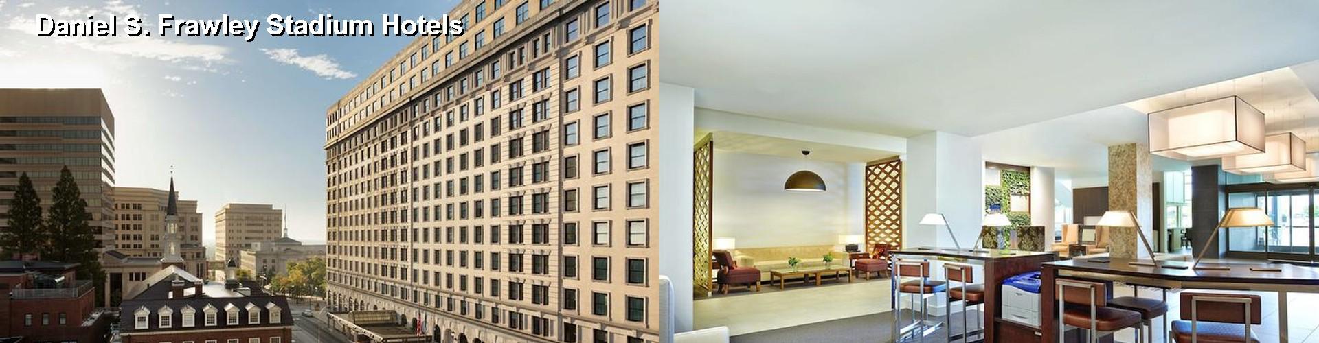 5 Best Hotels Near Daniel S Frawley Stadium