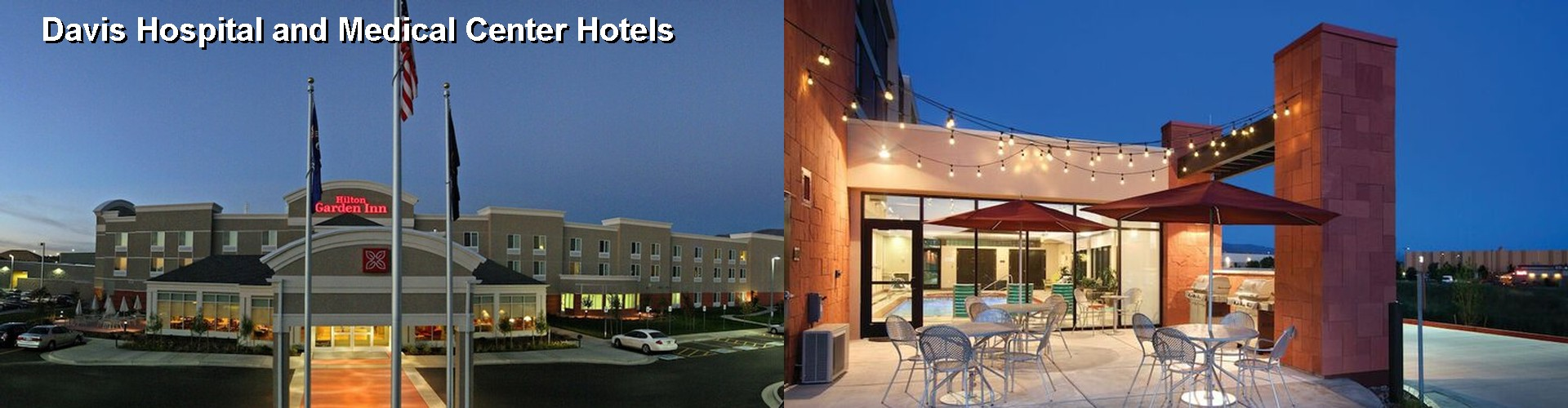 5 Best Hotels near Davis Hospital and Medical Center