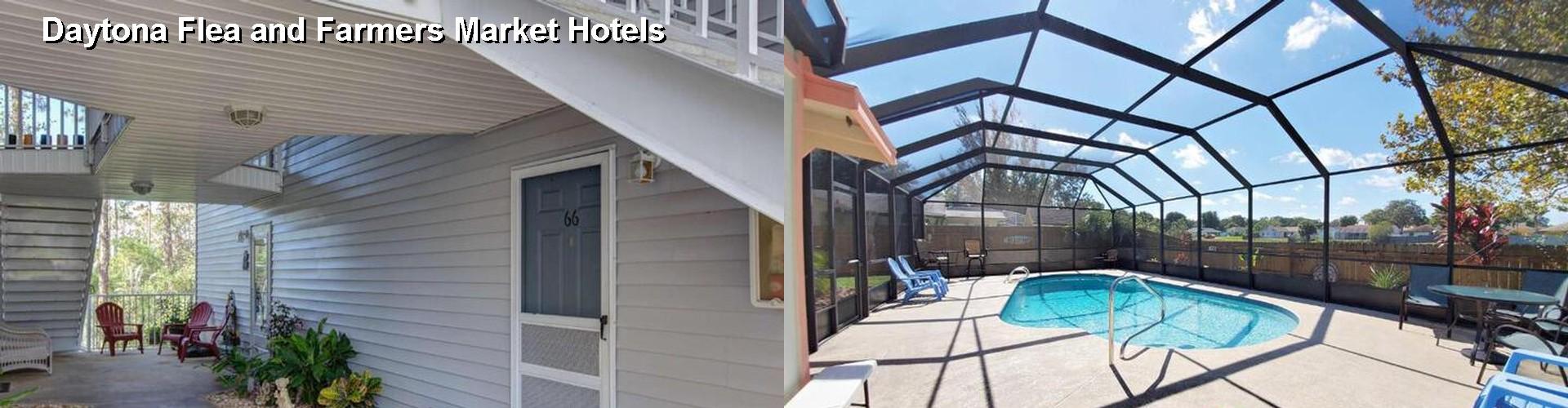 5 Best Hotels Near Daytona Flea And Farmers Market