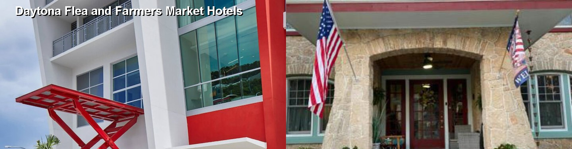 Hotels Near Daytona Beach Flea Market