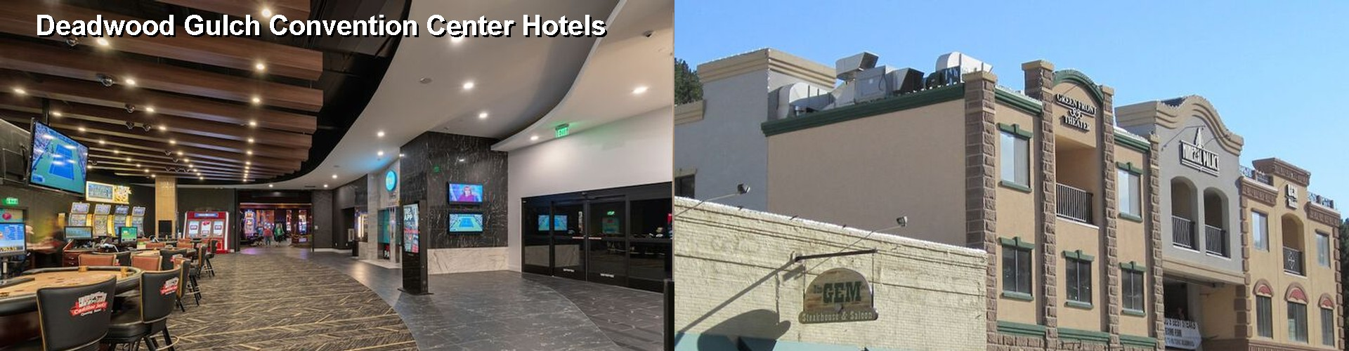 5 Best Hotels Near Deadwood Gulch Convention Center