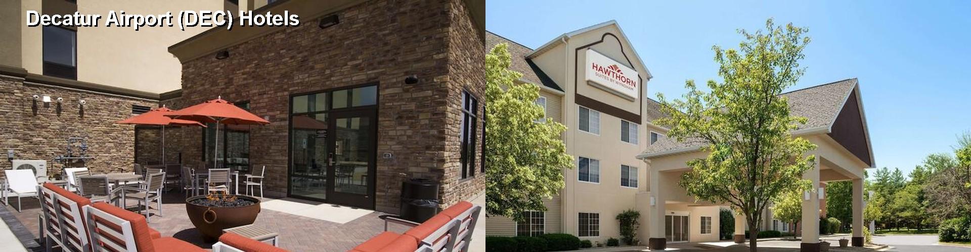 5 Best Hotels Near Decatur Airport Dec