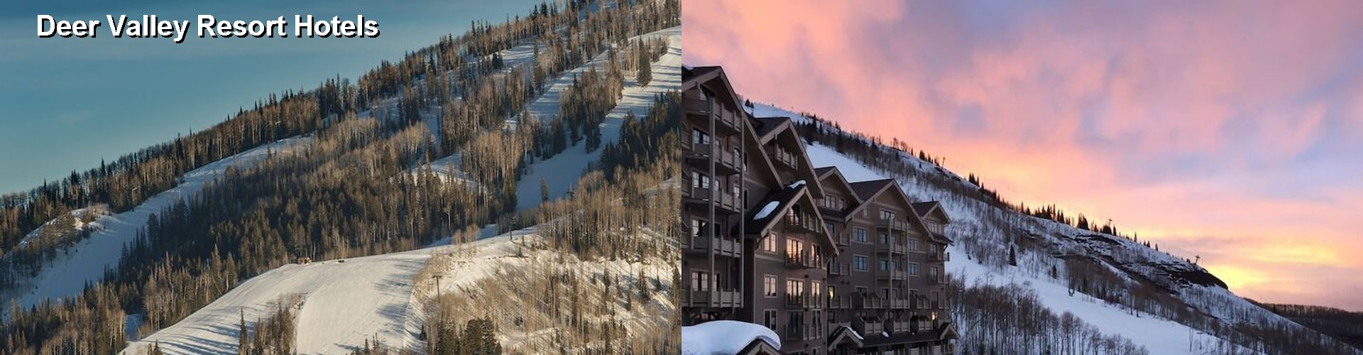 5 Best Hotels near Deer Valley Resort