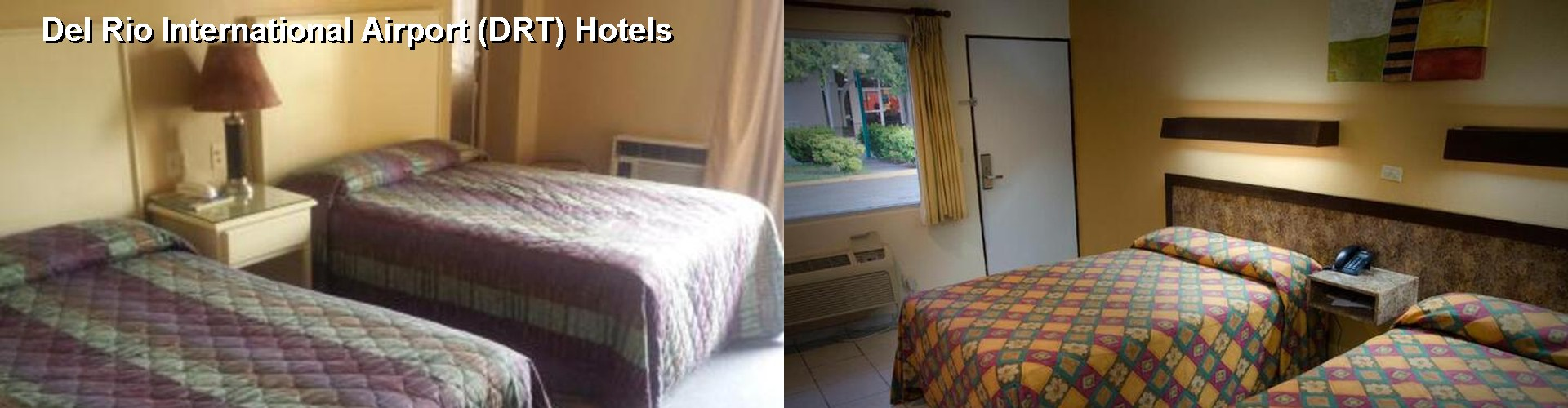 5 Best Hotels near Del Rio International Airport (DRT)