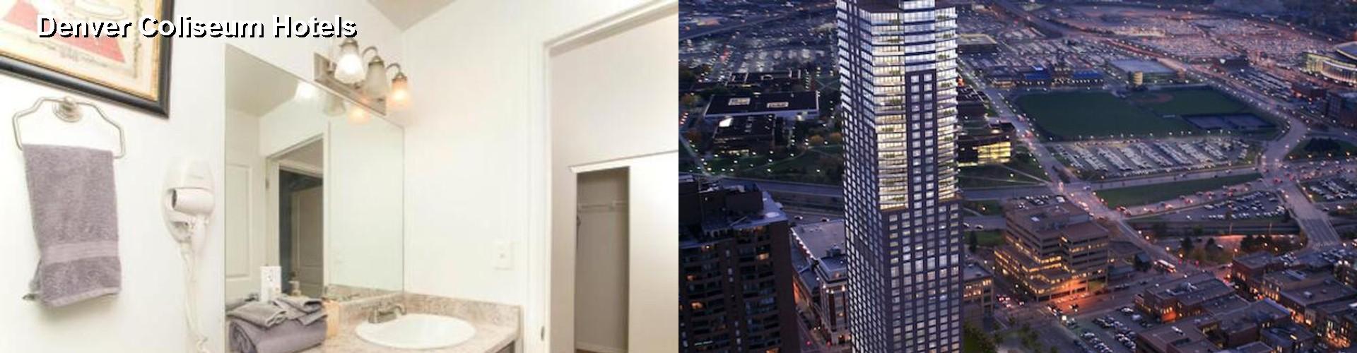 5 Best Hotels Near Denver Coliseum