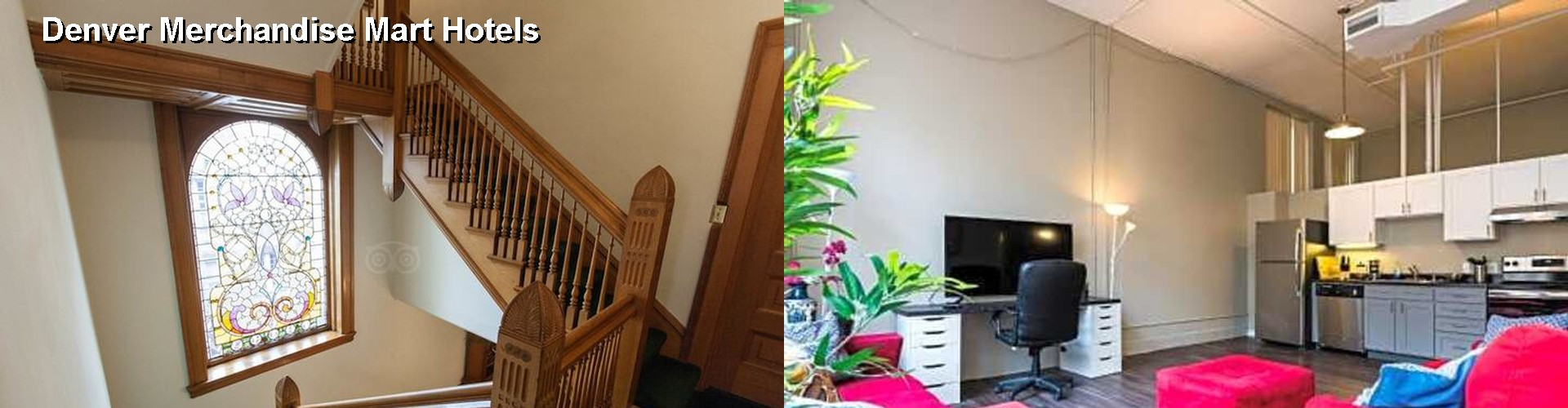 5 Best Hotels near Denver Merchandise Mart