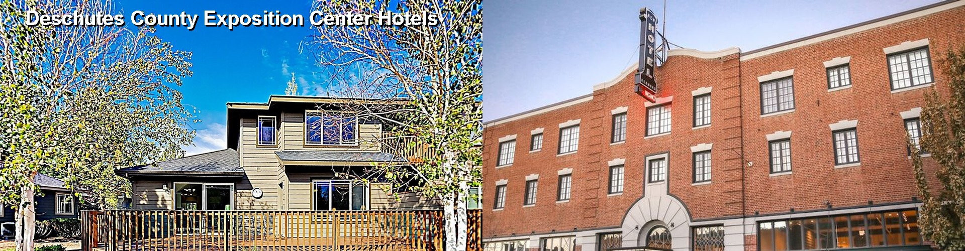5 Best Hotels near Deschutes County Exposition Center