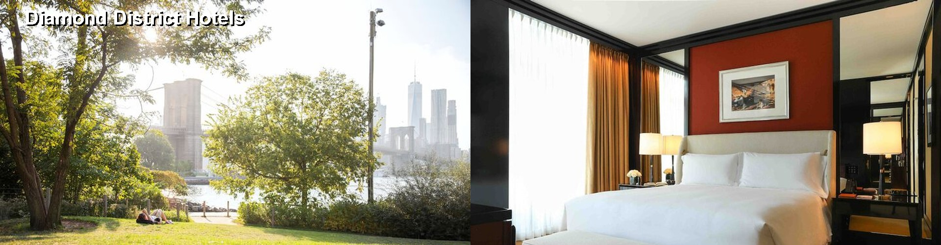 5 Best Hotels near Diamond District