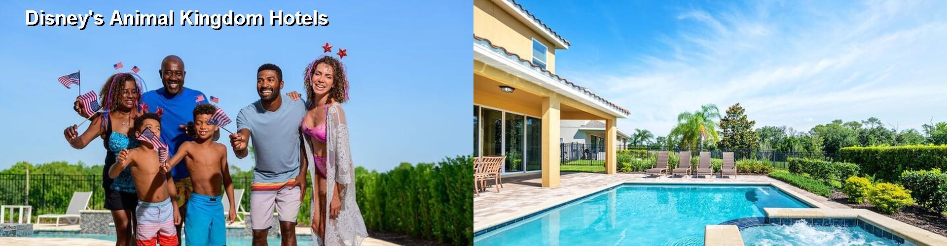 $29+ Hotels Near Disney\'s Animal Kingdom in Orlando (FL)