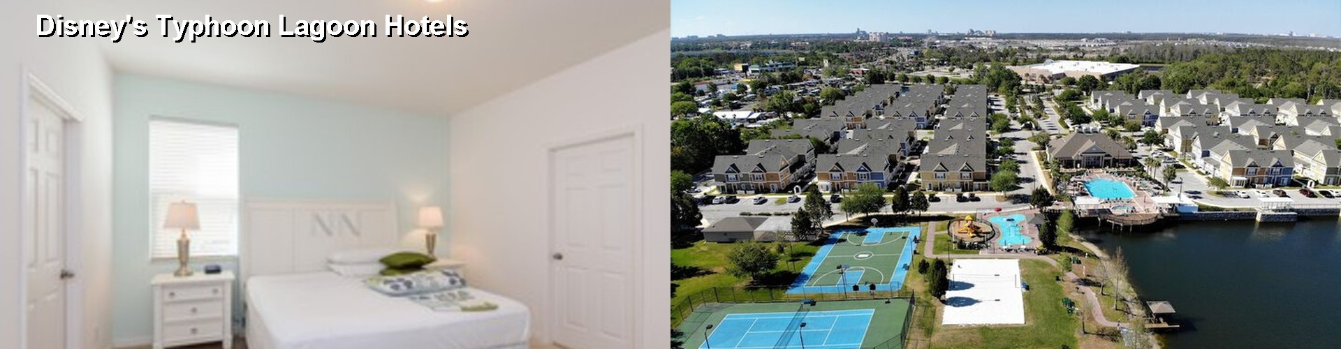 5 Best Hotels near Disney's Typhoon Lagoon