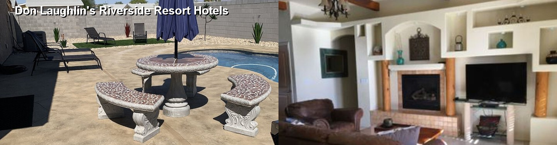 5 Best Hotels near Don Laughlin's Riverside Resort