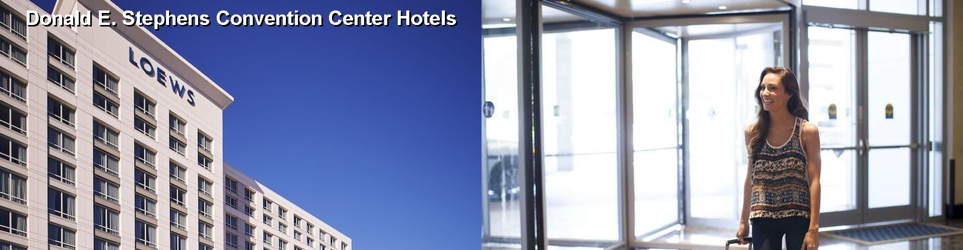 5 Best Hotels Near Donald E Stephens Convention Center