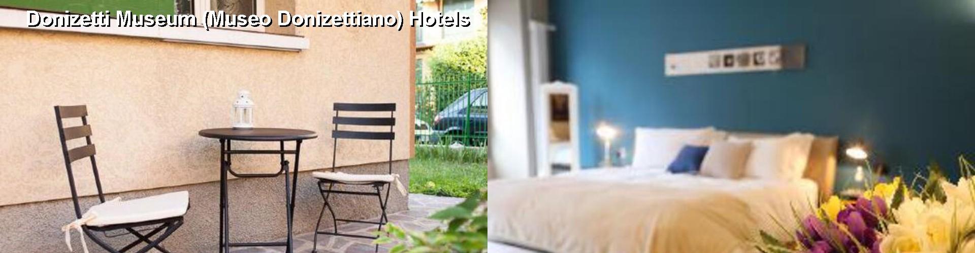 hotels near donizetti museum museo donizettiano in bergamo