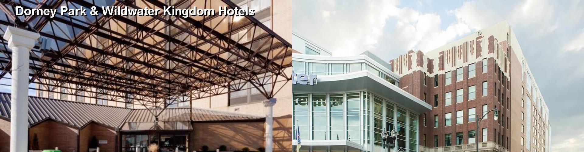 $61+ Hotels Near Dorney Park & Wildwater Kingdom in Allentown PA