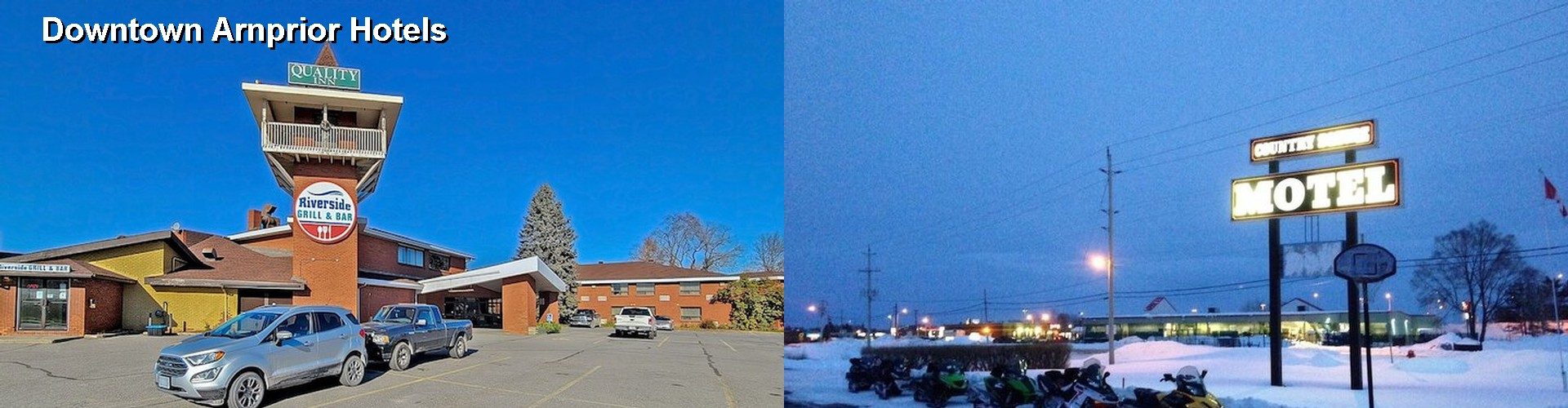 5 Best Hotels near Downtown Arnprior