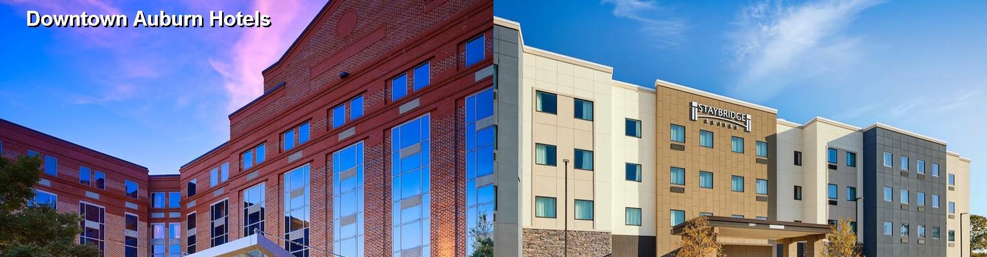 49 Best Hotels Near Downtown Auburn Al
