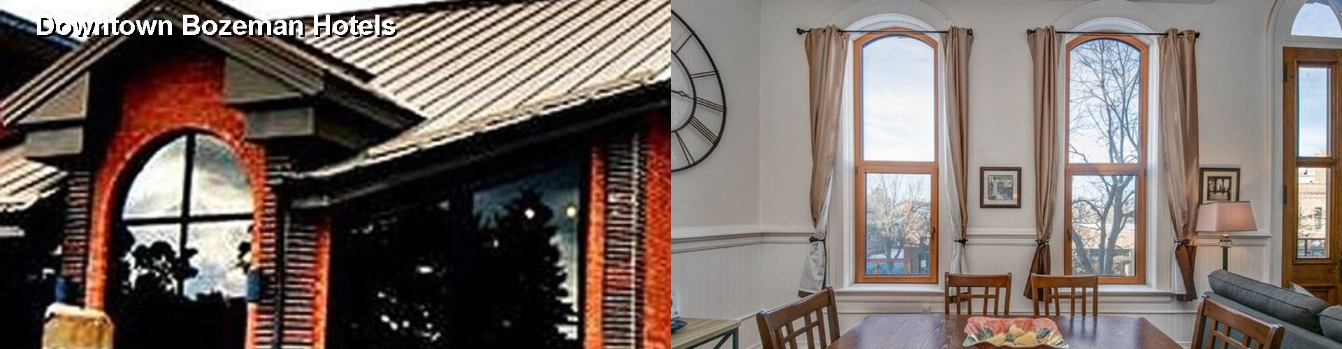5 Best Hotels near Downtown Bozeman
