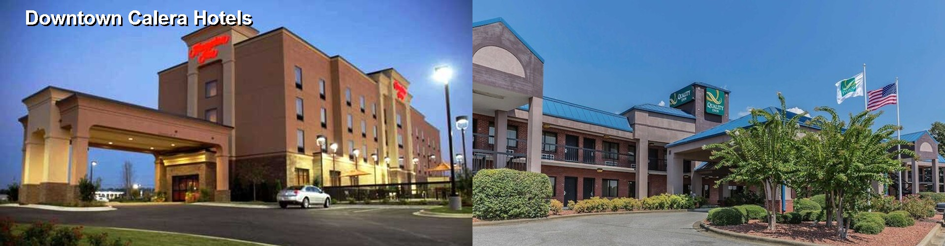 5 Best Hotels near Downtown Calera