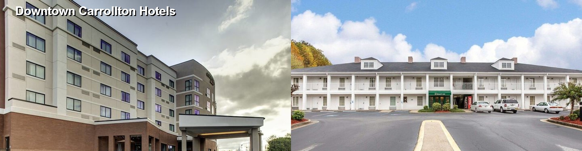 5 Best Hotels Near Downtown Carrollton