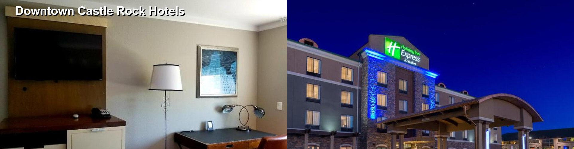 5 Best Hotels near Downtown Castle Rock