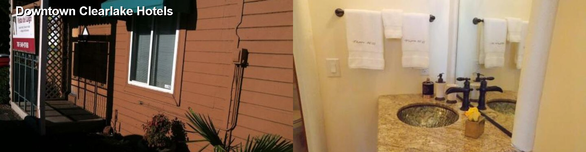36 Hotels Near Downtown Clearlake In Clear Lake Ca
