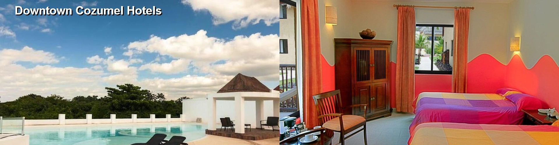 5 Best Hotels near Downtown Cozumel