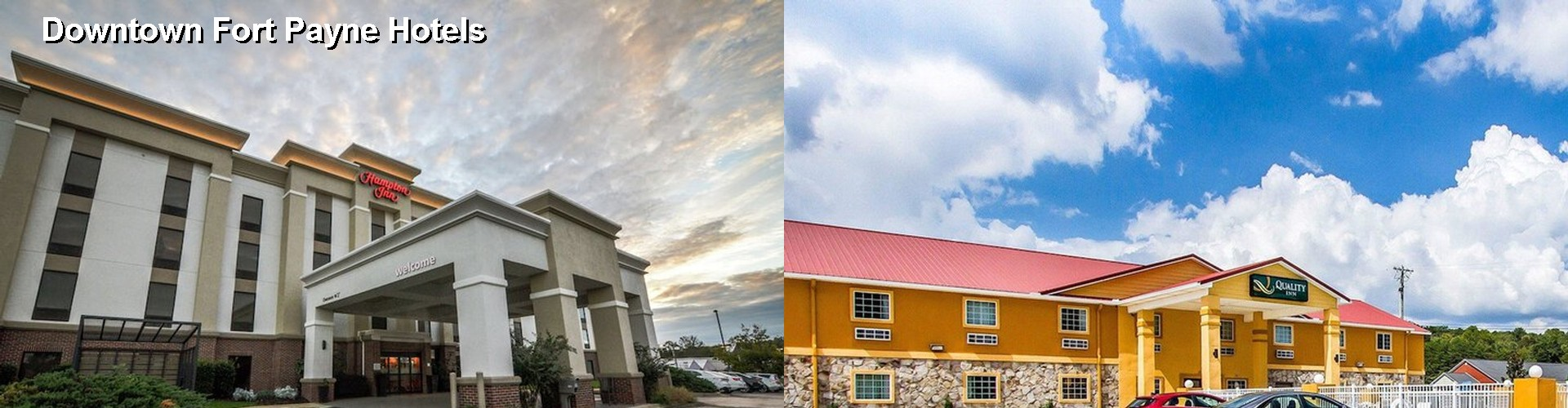 5 Best Hotels near Downtown Fort Payne