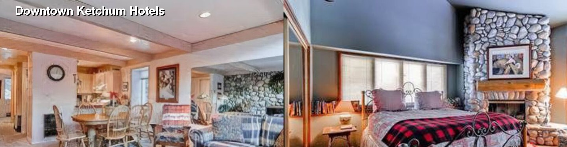 5 Best Hotels near Downtown Ketchum