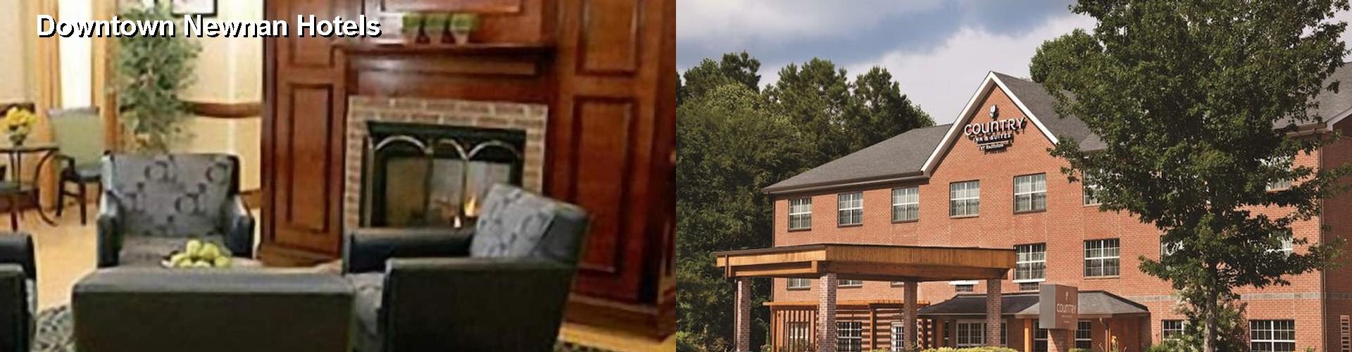 5 Best Hotels Near Downtown Newnan