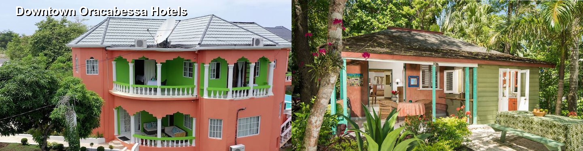 5 Best Hotels near Downtown Oracabessa