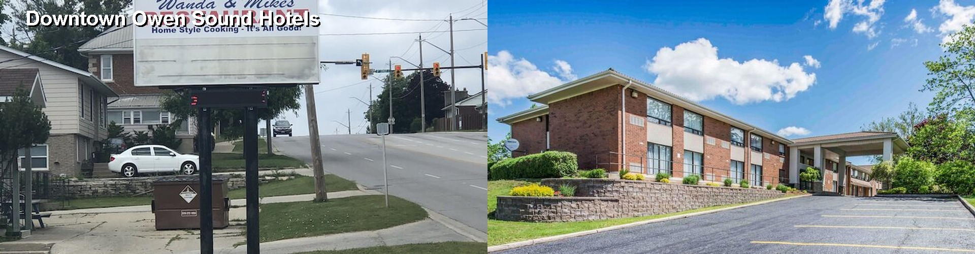5 Best Hotels near Downtown Owen Sound