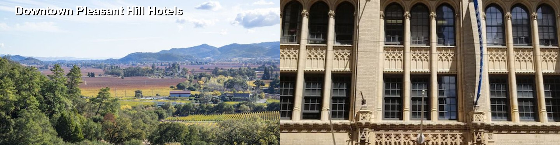 5 Best Hotels near Downtown Pleasant Hill