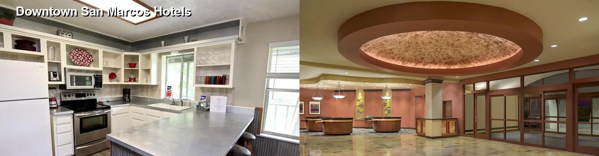 4 Best Hotels Near Downtown San Marcos