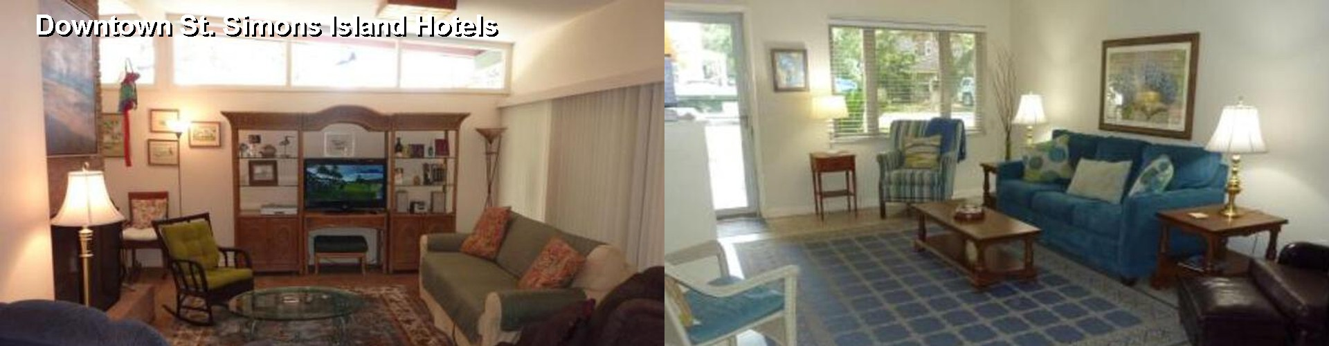5 Best Hotels near Downtown St. Simons Island