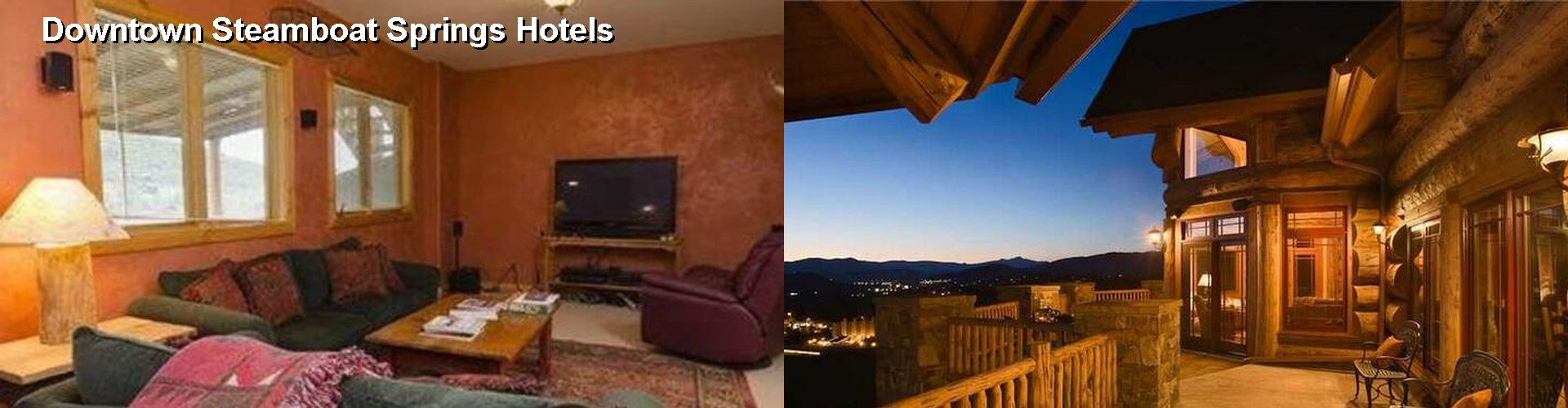 5 Best Hotels near Downtown Steamboat Springs