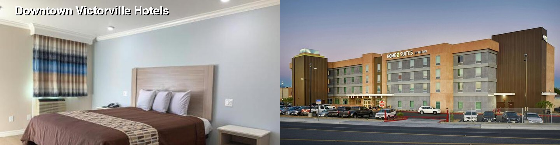 5 Best Hotels near Downtown Victorville