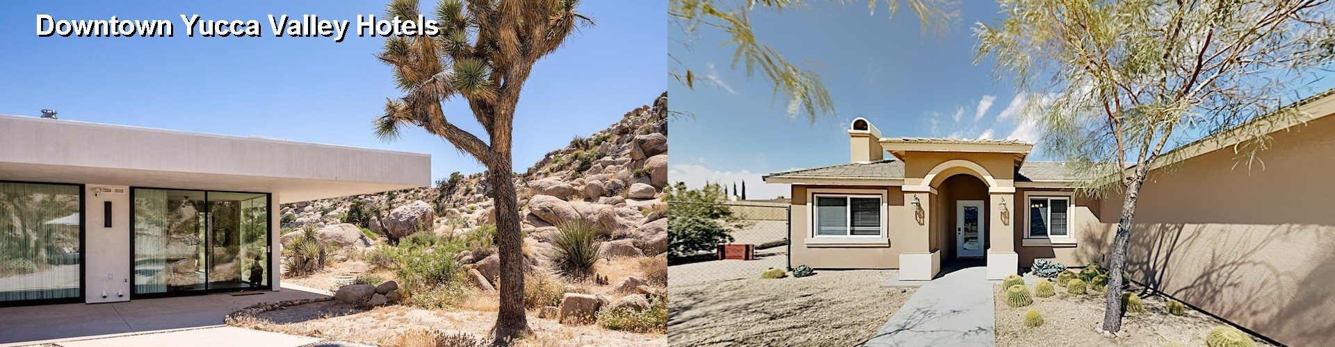 5 Best Hotels Near Downtown Yucca Valley