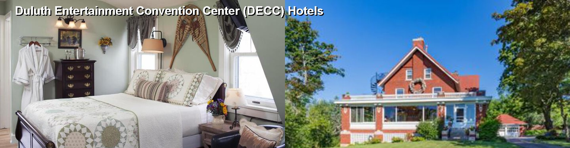 5 Best Hotels near Duluth Entertainment Convention Center (DECC)