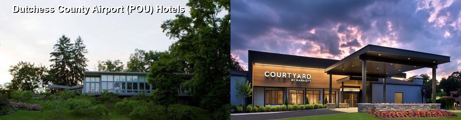 5 Best Hotels near Dutchess County Airport (POU)