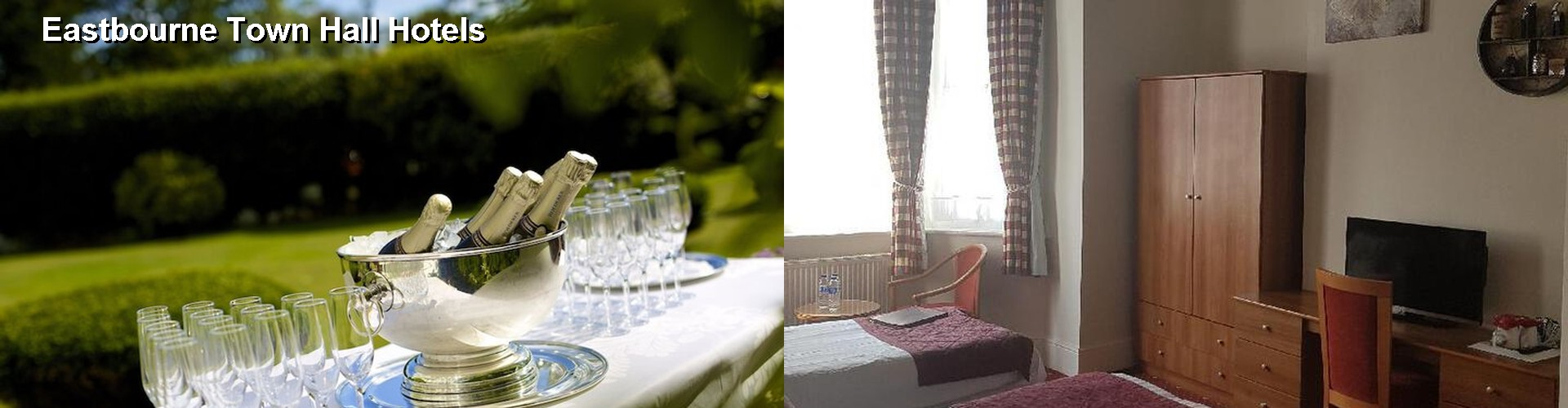 5 Best Hotels near Eastbourne Town Hall