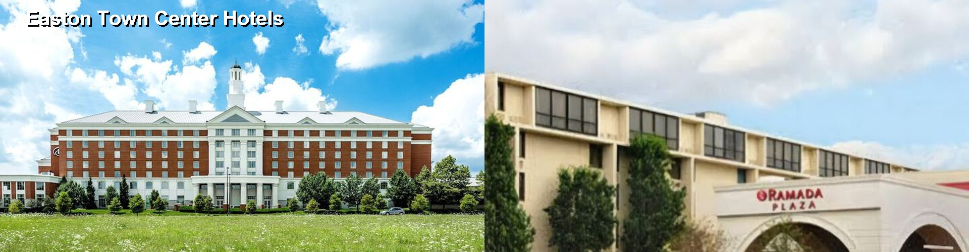 5 Best Hotels Near Easton Town Center