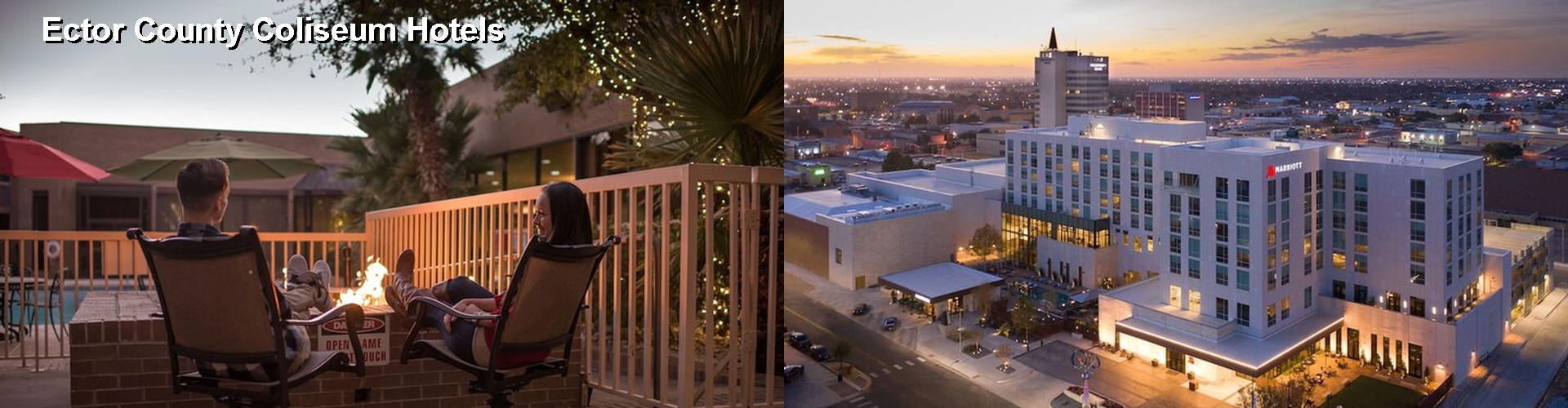 5 Best Hotels near Ector County Coliseum