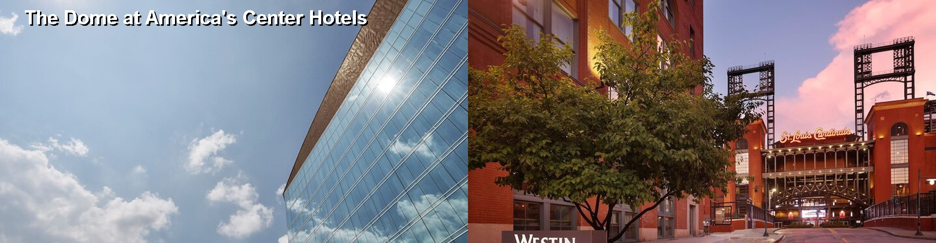 5 Best Hotels near Edward Jones Dome - Saint Louis Rams