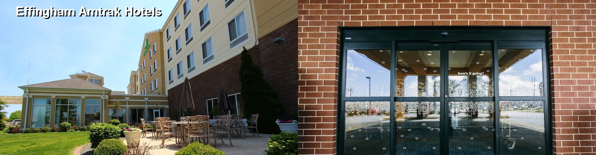 5 Best Hotels Near Effingham Amtrak